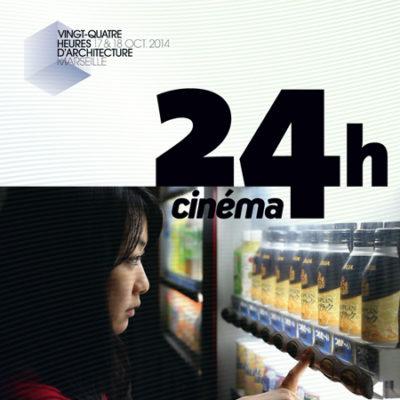 24 HEURES D'ARCHITECTURE /// Affiche et programme /// Maison de l'architecture de Savoie