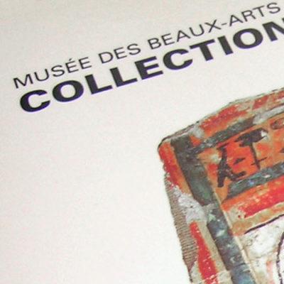 COLLECTIONS ÉGYPTIENNES  /// Catalogue d'exposition /// Musée des beaux-arts de Rennes