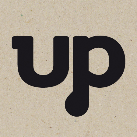 GET UP /// Logo titre /// Magazine Get up