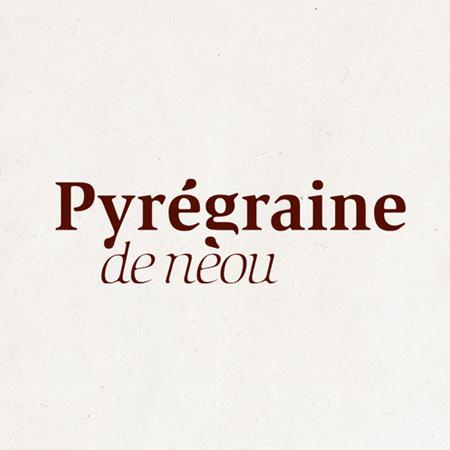 PYRÉGRAINE DE NÈOU /// Logo /// Conservatoire botanique national des Pyrénées et de Midi-Pyrénées – CBNPMP
