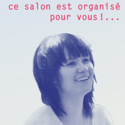 SALON DES ASSISTANTES MATERNELLES/// Affiche /// Ville d'Oullins