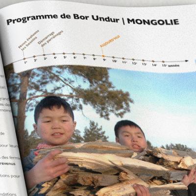 VISION DU MONDE /// Guide, Bâtir Ensemble 2012 /// Vision du Monde
