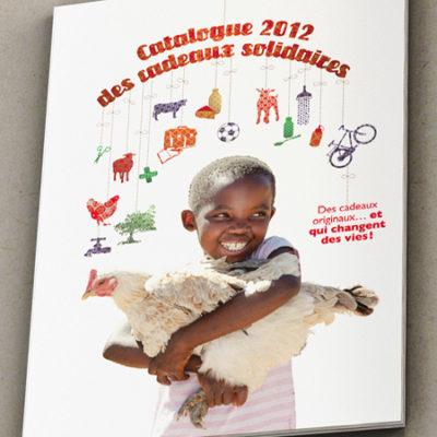 CADEAUX SOLIDAIRES /// Catalogue /// Vision du Monde