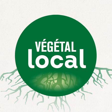VÉGÉTAL LOCAL /// Logo /// Fédération des Conservatoires botaniques nationaux
